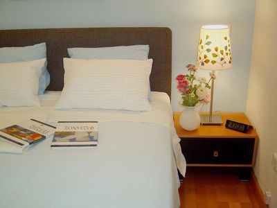 Photo for Apartment in the center of Athens with Internet, Air conditioning, Lift, Washing machine (396294)