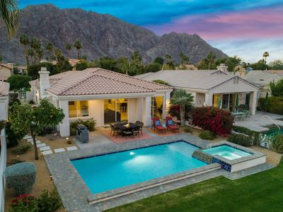 Photo for DESERT OASIS 5 - PRIVATE POOL-SPA-BBQ AND MORE