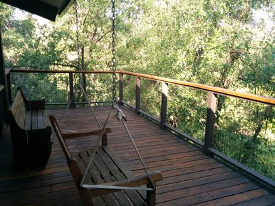 Cool Paradise In The Oaks And Pines on the East Verde River on 3.5 Acres