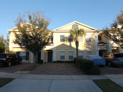 Photo for Gated 4Br/3Ba Villa, 6 miles to Disney, free WiFi/Cable TV  -- Coral Cay Resort