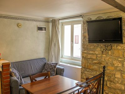 Photo for 1BR Apartment Vacation Rental in Piran