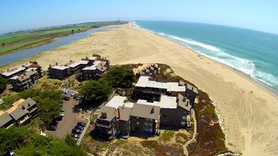Photo for Pajaro Dunes Resort: Pelican Point Beach Condo - Beach, Ocean & River Views