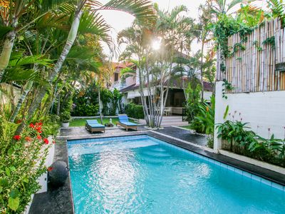 Photo for Exotic 3 Bedrooms Private Pool Villa Near Seminyak Beach