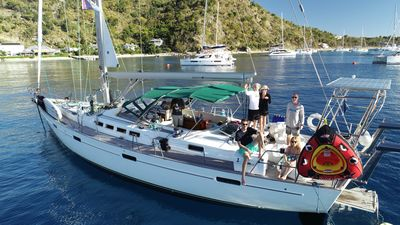 Photo for Sail the US and British Virgin Islands on a Large Elegant Luxury Yacht