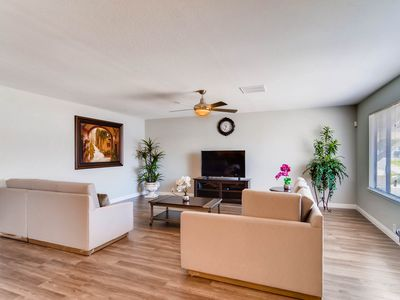 Photo for Pristine Three Bedroom With Pool and Spa