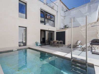Photo for MODERN TOWNHOUSE OASIS WITH PRIVATE POOL