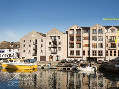Photo for Harbourside Apartment, BREWERS QUAY HARBOUR