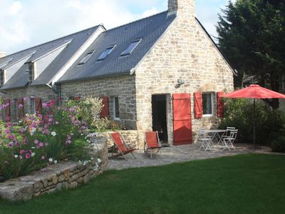 Photo for Classified 3 Stars in France, charming cottage located 7 mn by the sea