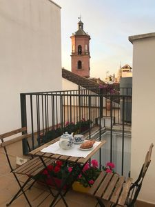 Photo for Spacious contemporary apartment in the heart of the old town of Málaga