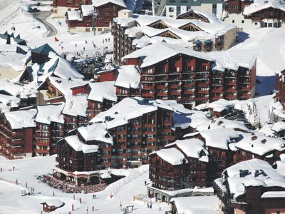 Photo for Apartment Résidence Le Cheval Blanc (VTH204) in Val Thorens - 8 persons, 3 bedrooms
