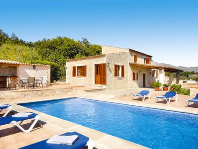 Photo for holiday home, Pollensa  in Mallorca Nord - Ostküste - 4 persons, 3 bedrooms