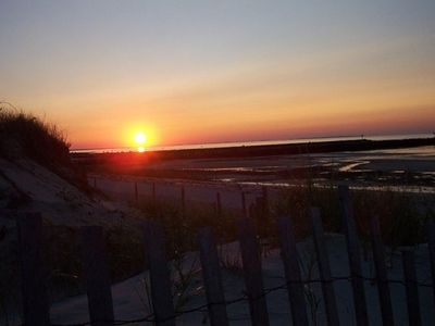 Sunset on Mayflower Beach - a must see