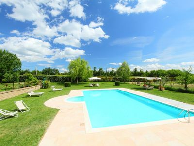 Photo for 1BR Apartment Vacation Rental in Acquapendente