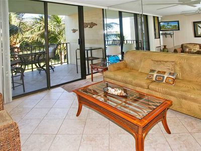 Photo for KR306-Beautifully Remodeled Ocean View Condo on Sugar Beach in South Maui