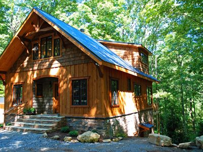 Photo for Timber Ridge - Forested Retreat Close to Natchez Trace, Franklin, Leipers fork!