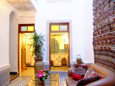 Photo for DAR SIENNA CUTE AND COSY HOUSE. YOUR HOME IN THE HEART OF THE ANCIENT MEDINA