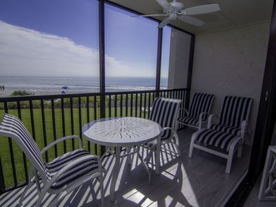 Photo for 1 BR Gulf Front Condo - 25 Feet from the Beach