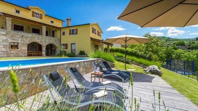 Photo for Villa Bacula with private pool, garden, free WiFi, free parking, quiet area