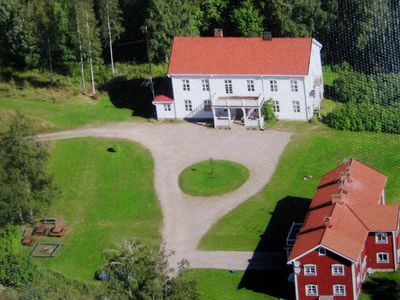Photo for Beautiful group farmhouse with many facilities in the middle of nature