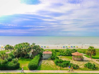 Photo for Remodeled Oceanfront Condo- Beautiful Views! Steps to the Beach!
