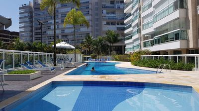Photo for Wonderful 3 bedroom apartment, air conditioning in all rooms