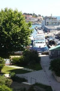 Photo for Port-Vendres - Collioure: cosy 2 rooms, 592 sqf, 4-6 pers, sea et harbour views