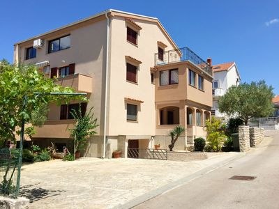 Photo for Apartments and rooms Nives, (15593), Zadar, Zadar riviera, Croatia