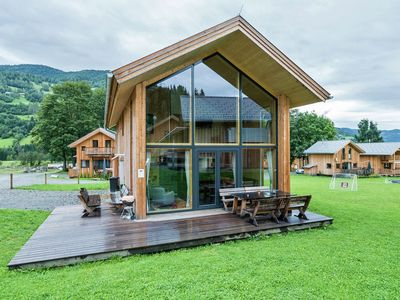 Photo for Detached luxury panoramic chalet with wellness among the Kreischberg