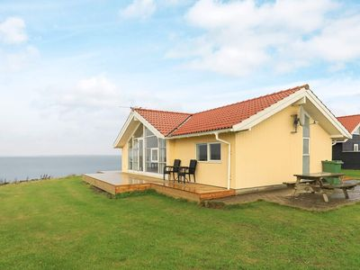 Photo for Fantastic Holiday Home in Vinderup with Barbecue
