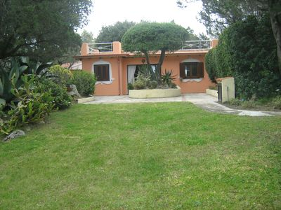 Photo for VILLA MARI with direct access to the sea and a large park