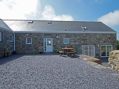 Photo for Large 5 Star Cottage -  Llyn Peninsula at its best and Sea Views included.