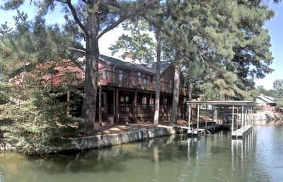 Photo for Spectacular!! Waterfront on Lake Hamilton - Dock/WIFI/Cable
