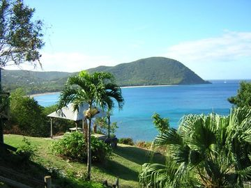 Fort Royal Beach, Basse-Terre, Guadeloupe