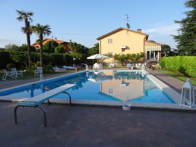 Photo for Villa with Pool in Velletri