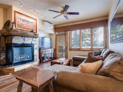 Photo for CL3202 Cozy Mountain Home Air Conditioning, Walk to All Activities, 4 Pools!