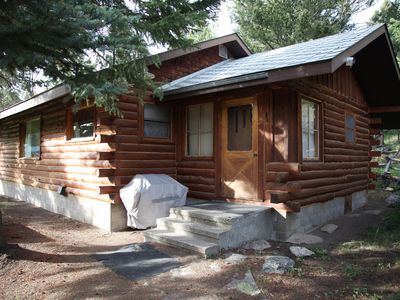 Photo for 3 Bedroom Cabin 20 Miles From NE Entrance Of Yellowstone