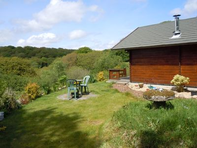 Photo for 1 bedroom Log Cabin in Fowey - SYLVA