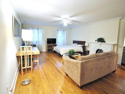 Photo for Union square furnished studio for 2!!