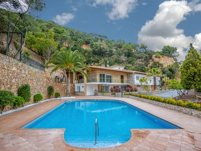 Photo for Villa Cala Canyelles. Exclusive holidays on the Costa Brava.
