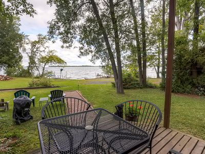 Photo for Charming St. Albans Cottage on Lake Champlain!