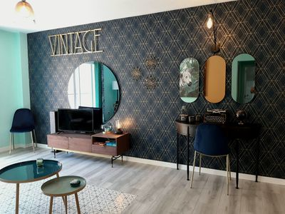 ☆☆☆☆☆Luxurious Vintage apartment with, everything you need on The Costa del Sol.