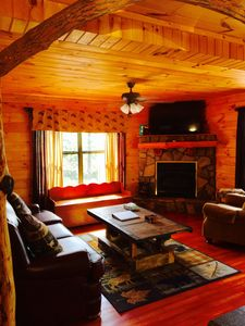 Photo for Beautiful cabin in the ASKA adventure area