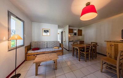 Photo for Residence Les 3 Vallées *** - 2 rooms 4/6 people