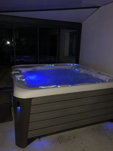 Photo for the pretty devil cottage with private jacuzzi of 110 sqm
