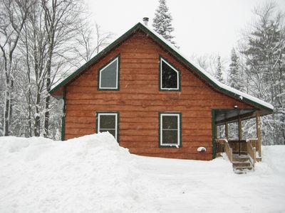 Photo for Welcome to the Lake Effect Lodge - Home to snowmobiles, salmon fishing and more!