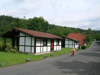 Photo for Holiday house Ronshausen for 2 - 5 persons with 2 bedrooms - Holiday house