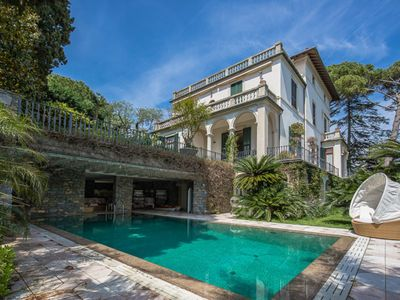 Photo for Unforgettable private Pool & Garden-Portofino Gulf