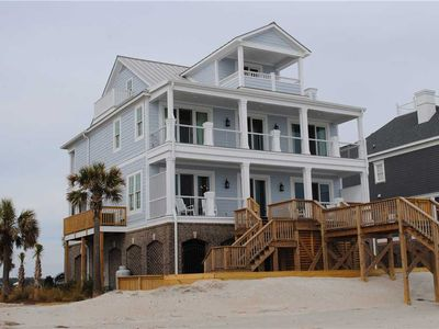Photo for Salty Sands: 5 BR / 5.5 BA house in Pawleys Island, Sleeps 14