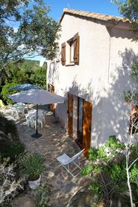 Photo for PORTO VECCHIO - Santa Giulia - House ERBALUNGA at 150 m from the beach HP101