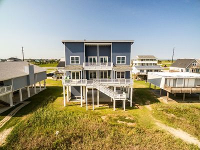 Front Row - Beachfront in Sea Isle- Endless views of the Gulf